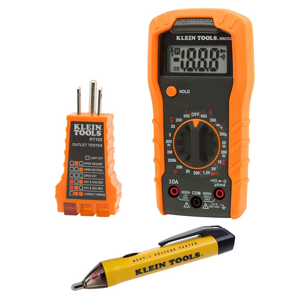 hight resolution of electrical test kit