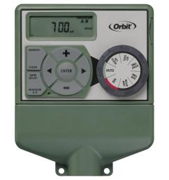orbit 4 station easy dial electrical sprinkler timer 57874 the4 station easy dial electrical sprinkler timer [ 1000 x 1000 Pixel ]