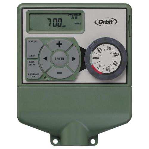 small resolution of orbit 4 station easy dial electrical sprinkler timer 57874 the4 station easy dial electrical sprinkler timer