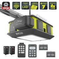Garage Door Opener With Battery Backup | Dandk Organizer