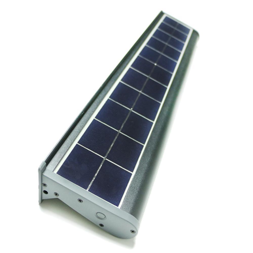 Solar Powered Lights Outside