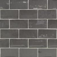 Splashback Tile Catalina Driftwood 3 in. x 6 in. x 8 mm