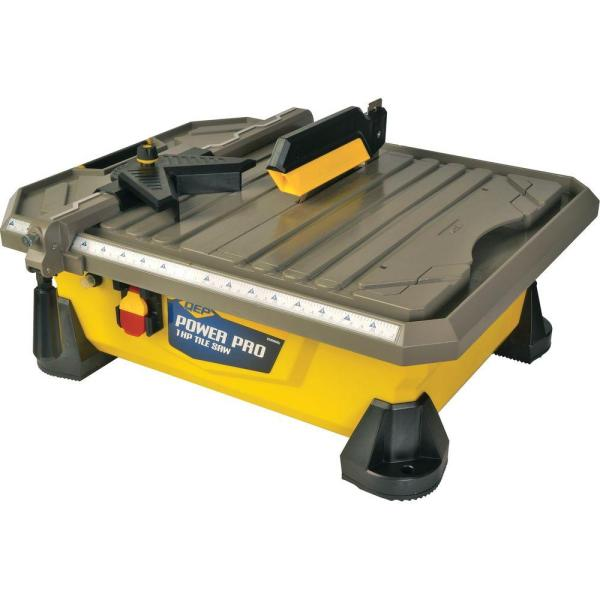 Qep 7 In. Power Pro Tile Wet -22900q - Home Depot