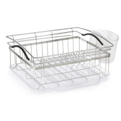 Kitchen Drying Rack New Ideas Polder Compact Dish Kth 250 The Home Depot