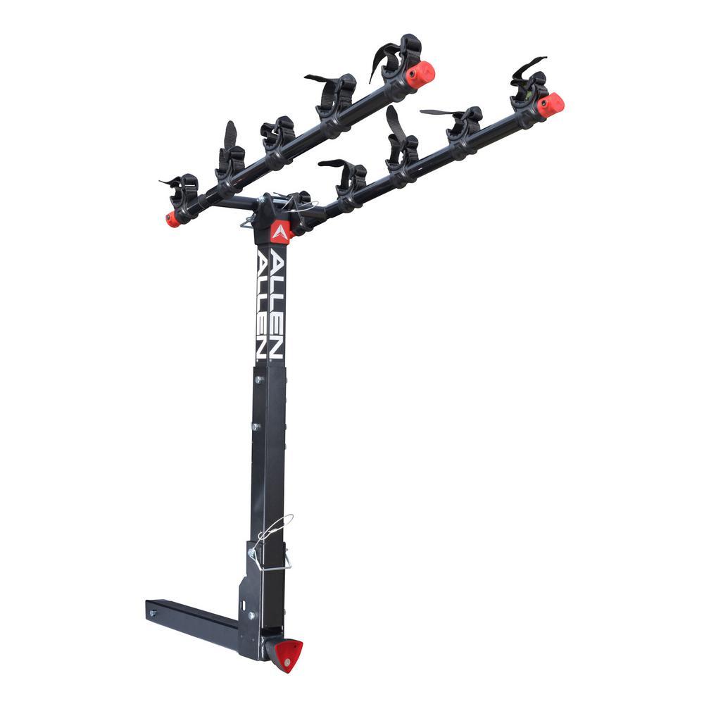 Allen Sports 175 lbs. Capacity Locking 5-Bike Vehicle 2 in