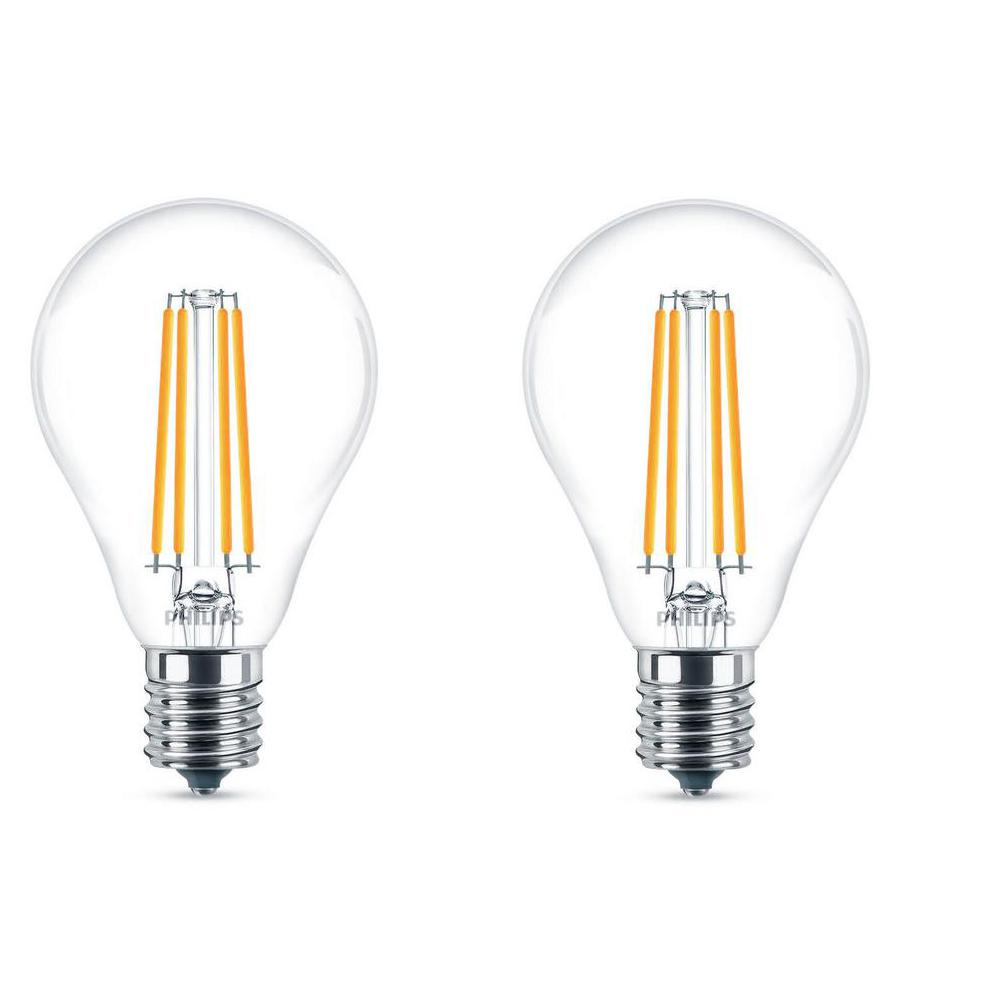 Philips 60W Equivalent Daylight A15 Dimmable LED Light