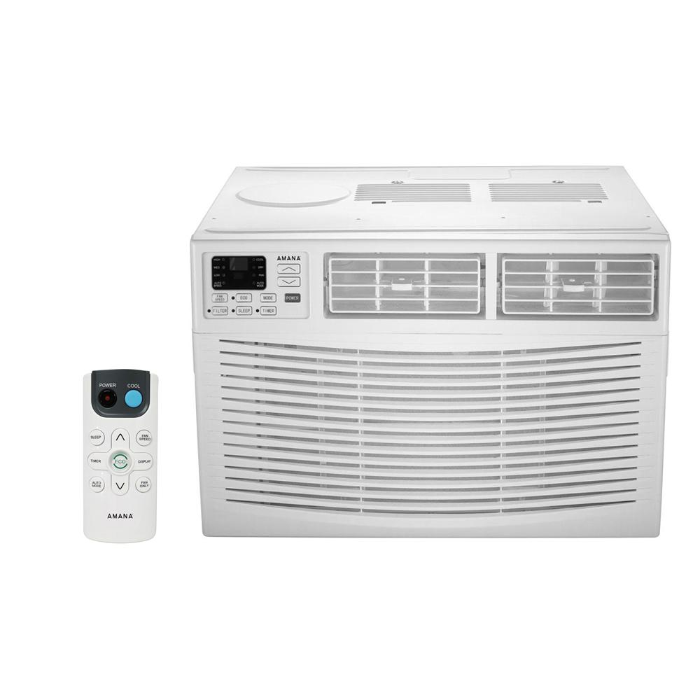 medium resolution of 18 000 btu window air conditioner with dehumidifier and remote
