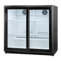 Summit Appliance 6.5 cu. ft. Sliding Glass Door All ...