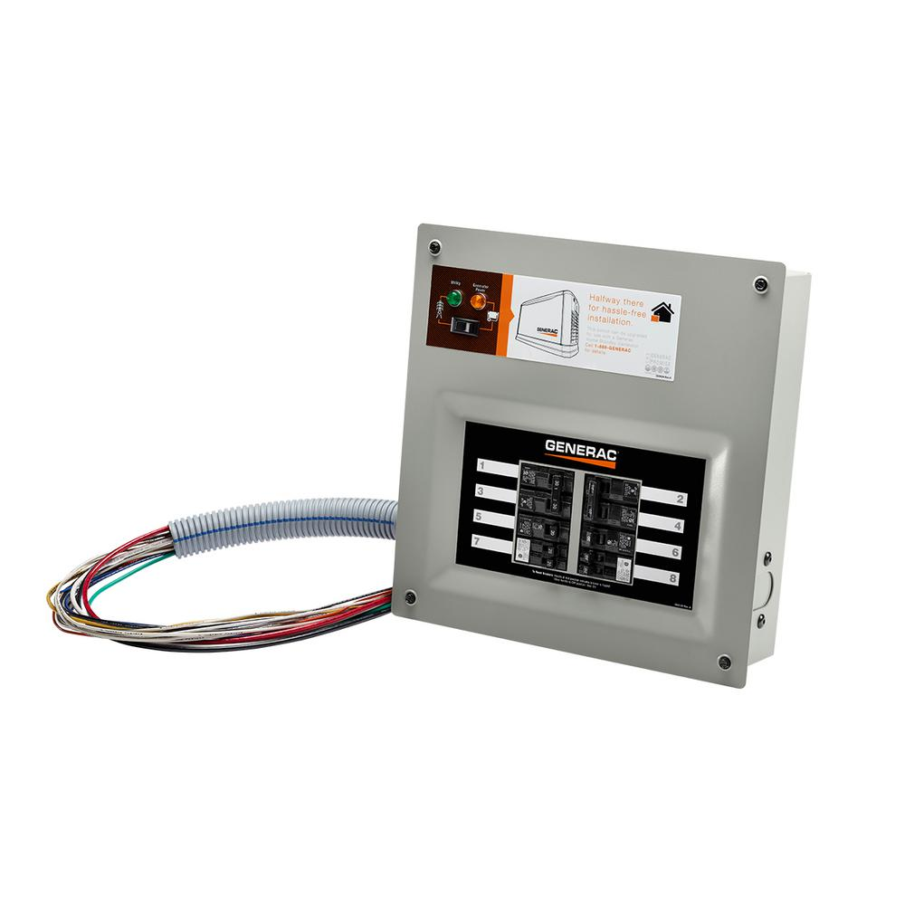 Parallax Automatic Transfer Switch Ats 50 Amp