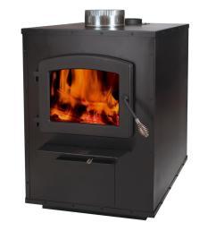 wood burning add on furnace [ 1000 x 1000 Pixel ]