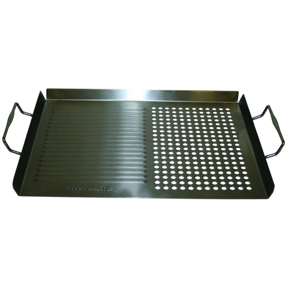 KitchenAid Grill Topper6500003  The Home Depot
