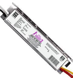 fulham 35 watt 120 volt fluorescent electronic ballast wh2 120 l [ 1000 x 1000 Pixel ]