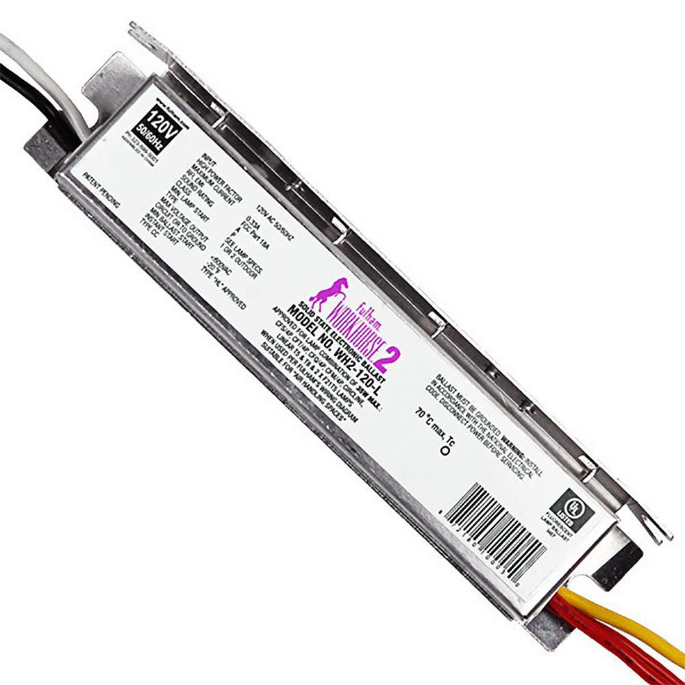 medium resolution of fulham 35 watt 120 volt fluorescent electronic ballast wh2 120 l
