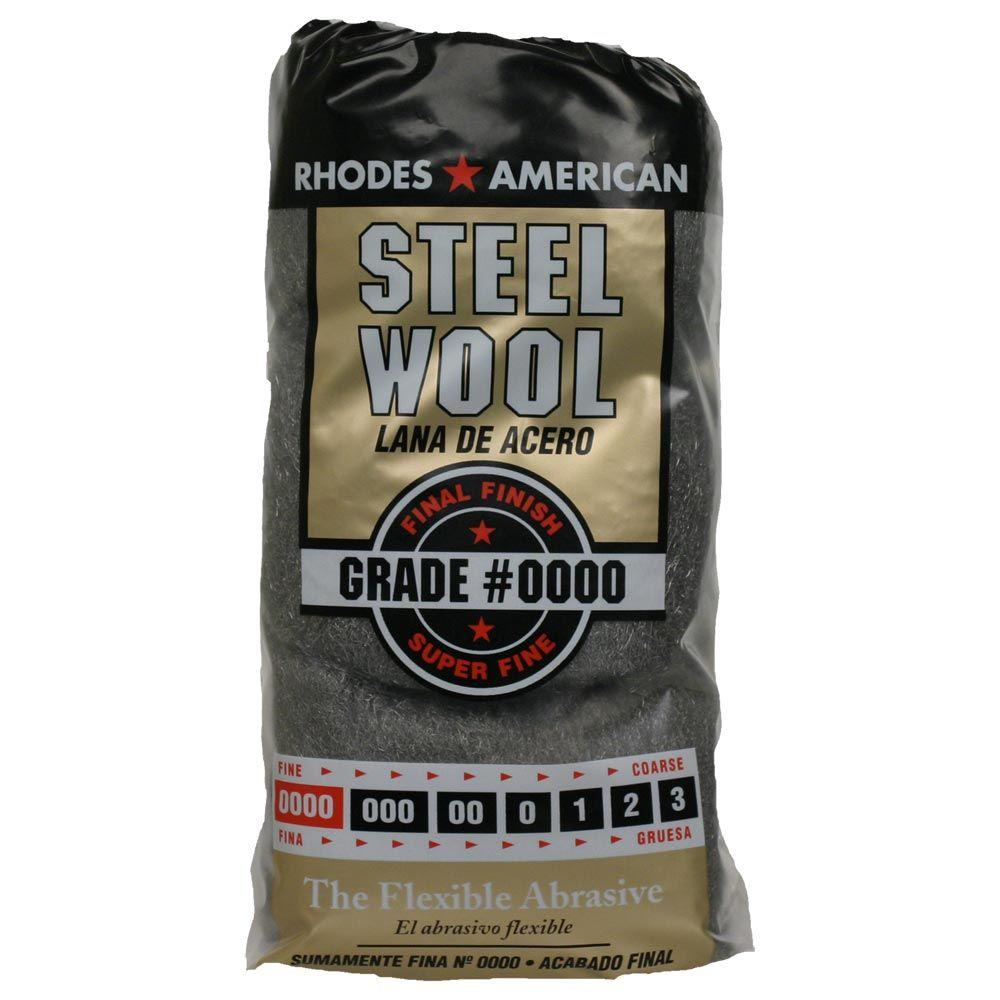 0000 Steel Wool Grit Equivalent