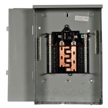 Siemens Pl Series 100 Amp 12-space 24-circuit Main Breaker