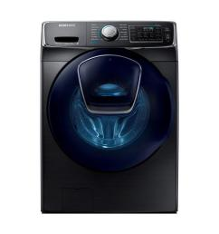 samsung 4 5 cu ft high efficiency front load washer with steam and addwash [ 1000 x 1000 Pixel ]