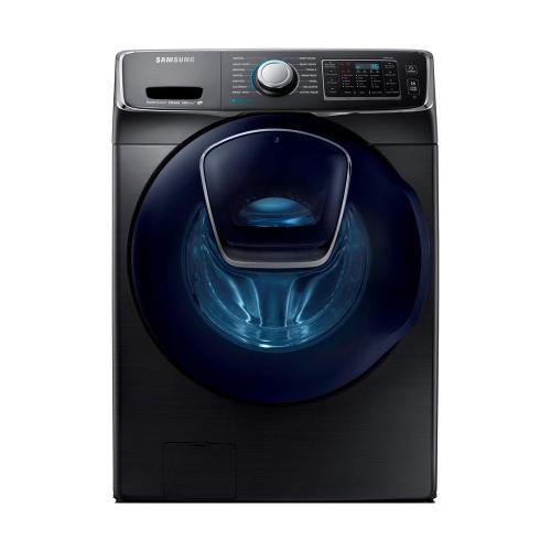 small resolution of samsung 4 5 cu ft high efficiency front load washer with steam and addwash