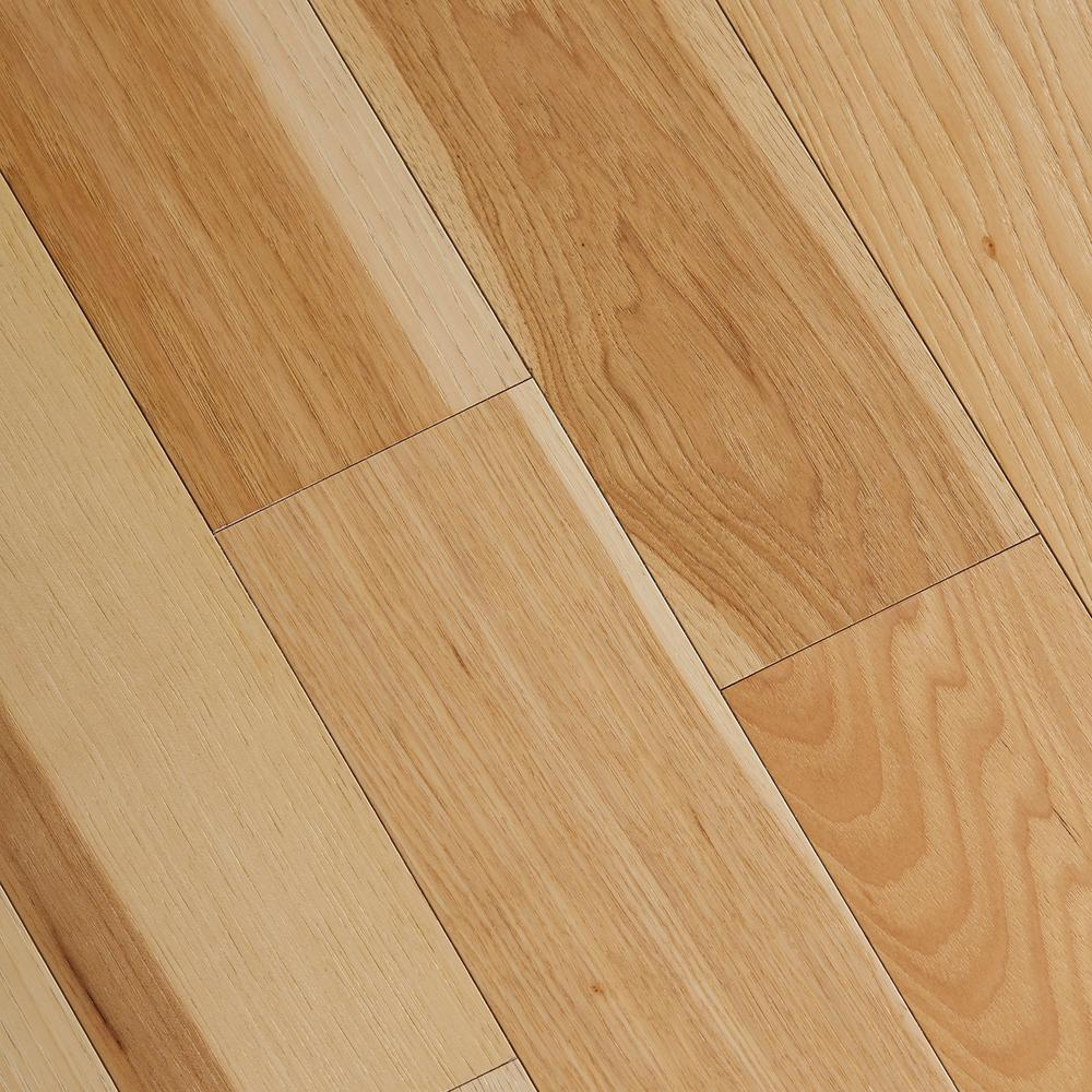Home Legend Wire Brushed Natural Hickory 38 in T x 5 in