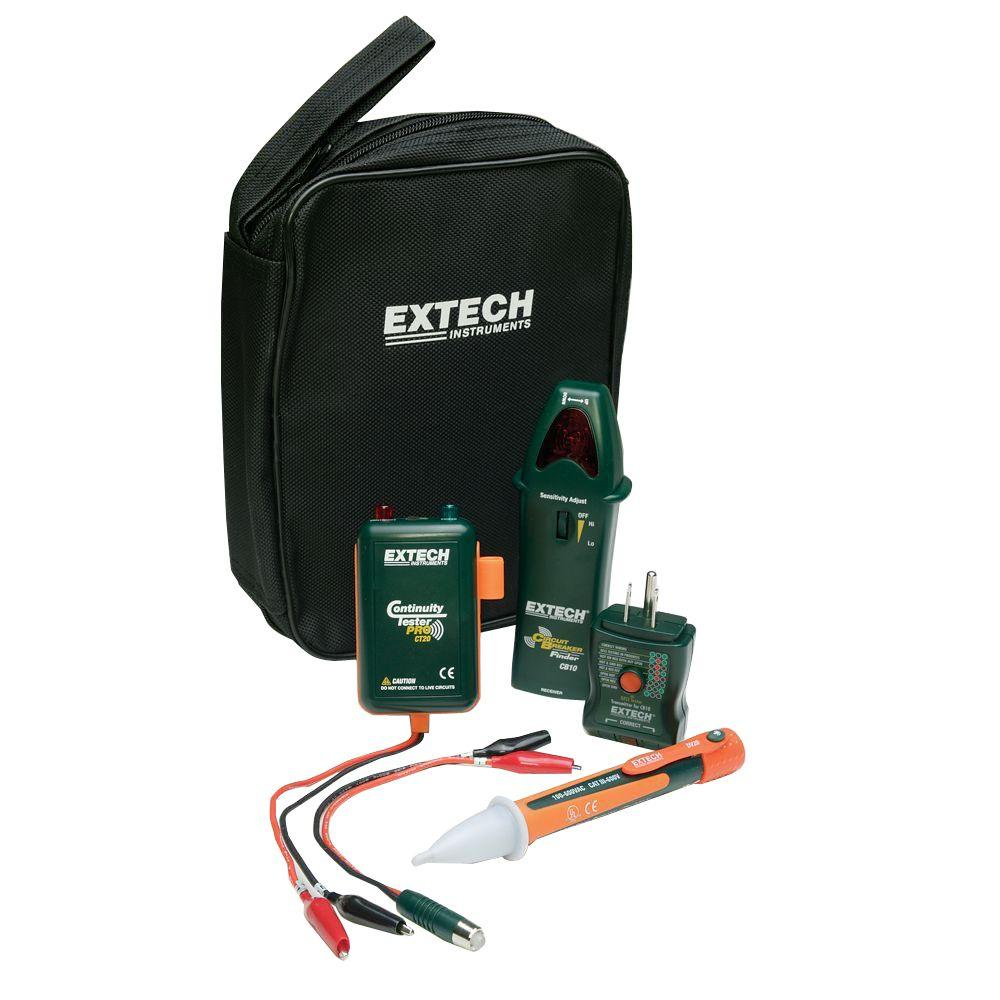 hight resolution of extech instruments electrical troubleshooting kit cb10 kit the extech instruments electrical troubleshooting kit