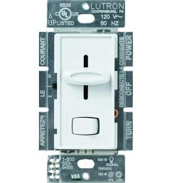 skylark c l dimmer switch for dimmable led halogen and incandescent bulbs  [ 1000 x 1000 Pixel ]