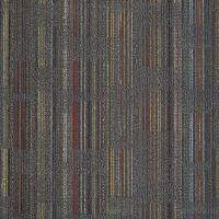Invision Designer Cool Gray 24 in. x 24 in. Modular Carpet