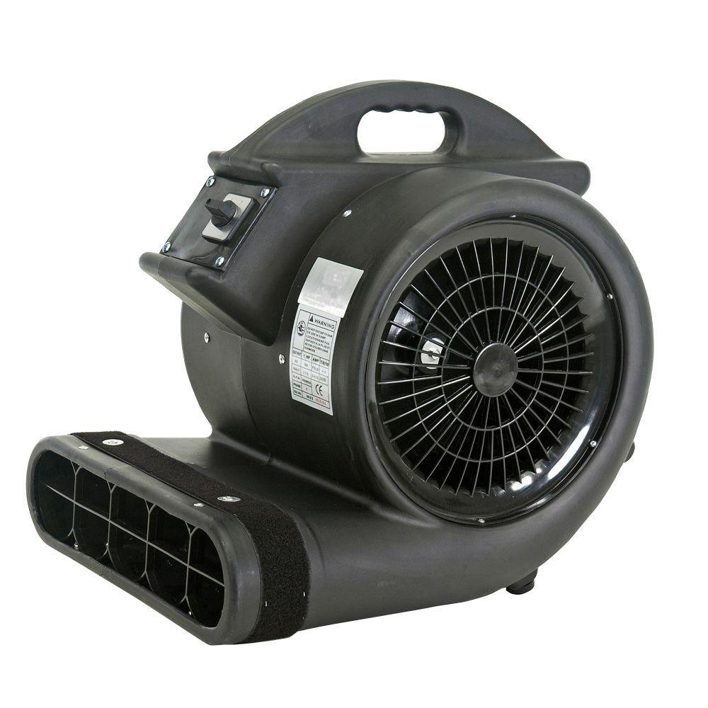 Air Foxx High Velocity 34 HP 3 Speed 3 Position 3450 CFM