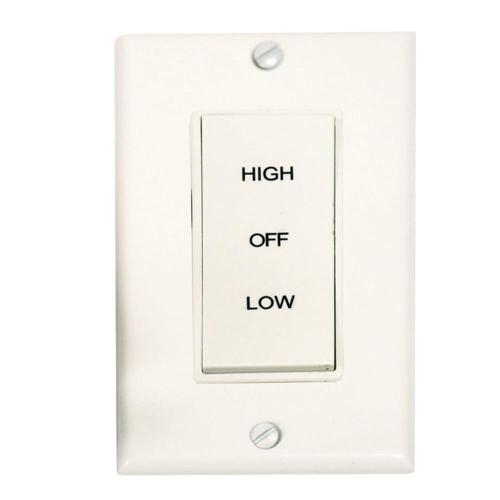 small resolution of master flow 2 speed wholehouse fan control switch