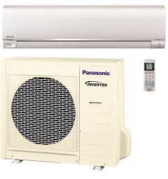 24 000 btu 2 ton exterios ductless mini split air conditioner with heat pump 208 230v 60hz [ 1000 x 1000 Pixel ]