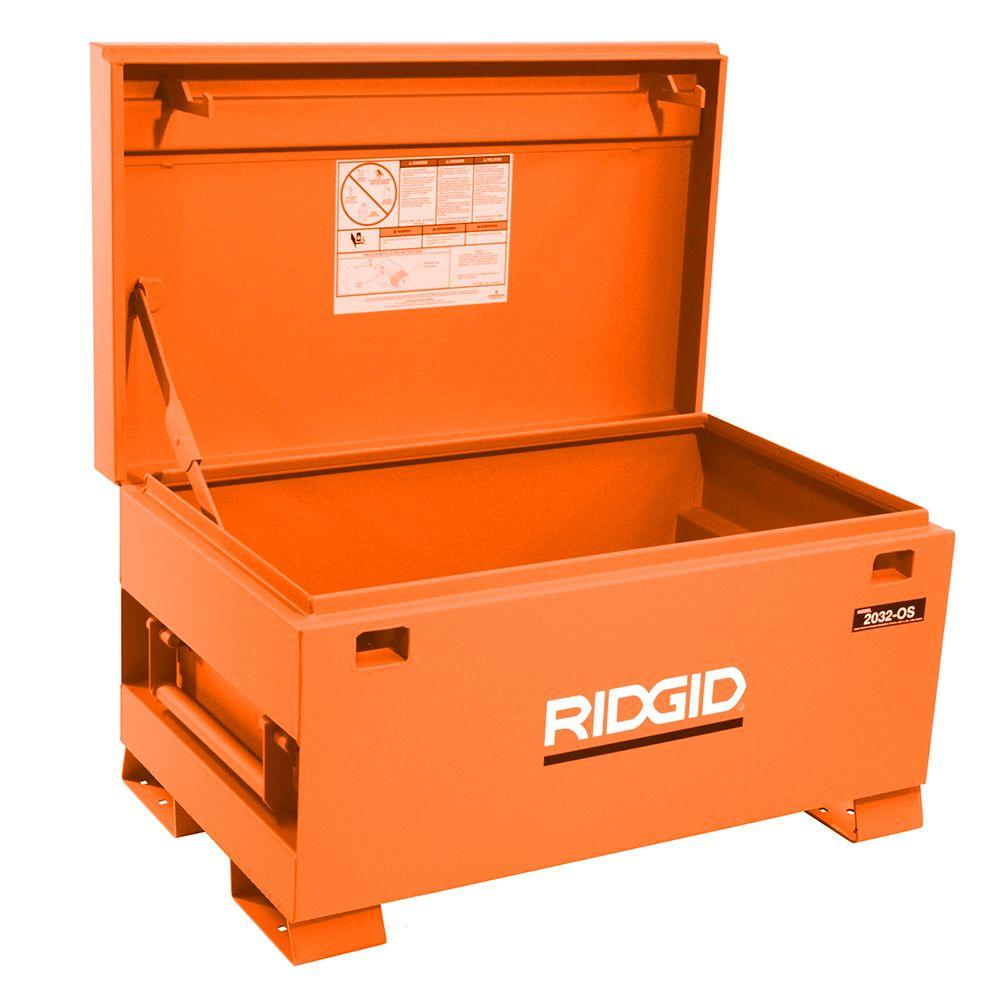hight resolution of ridgid 32 in x 19 in portable storage chest
