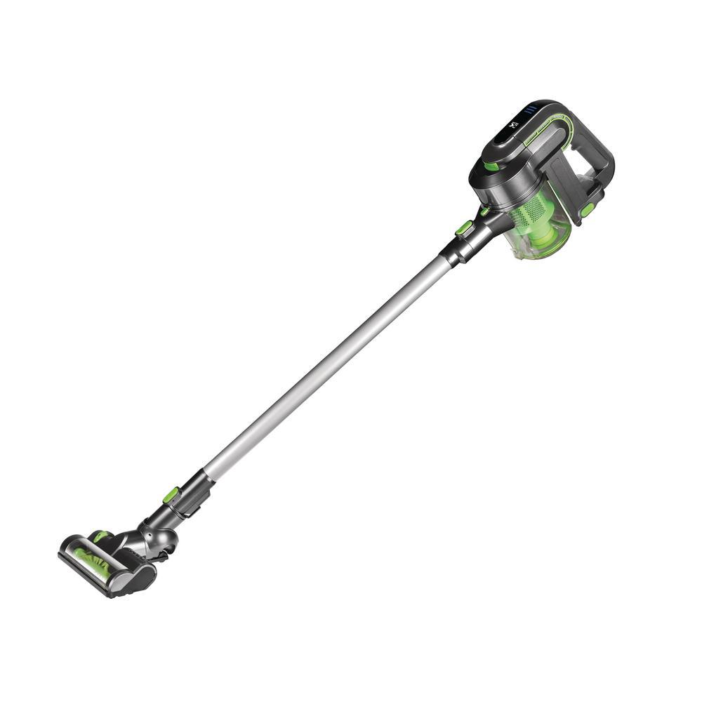 KALORIK 2-in-1 Cordless Cyclonic Stick Vacuum Cleaner in
