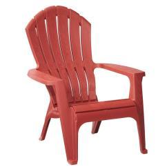 Ace Adirondack Chairs Chairo Realcomfort Brickstone Red Patio Chair 8371 95 4300 The Store Sku 546283