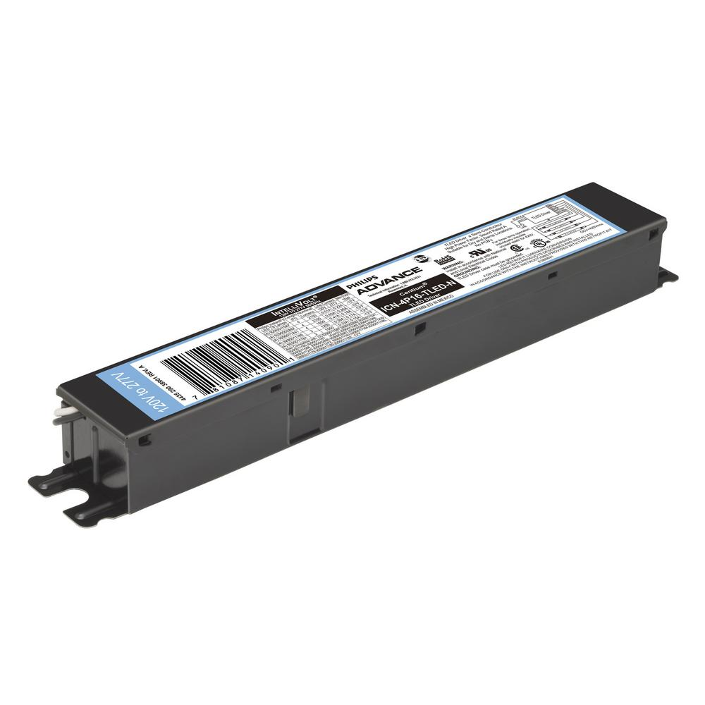 hight resolution of philips advance centium 3 or 4 lamp t8 led electronic replacement ballast