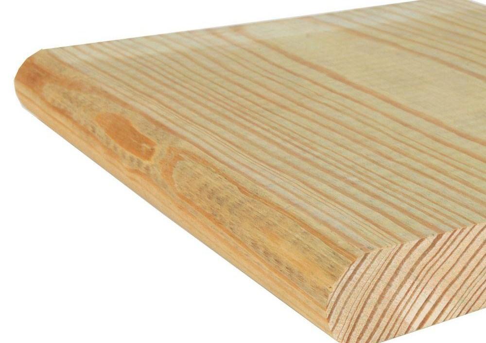Kdat 2 In X 12 In X 12 Ft Pressure Treated Step Tread 263B152D | Home Depot Wood Stair Steps | Carpet | Deck Stairs | Stair Parts | Deck | Oak Stair Nosing