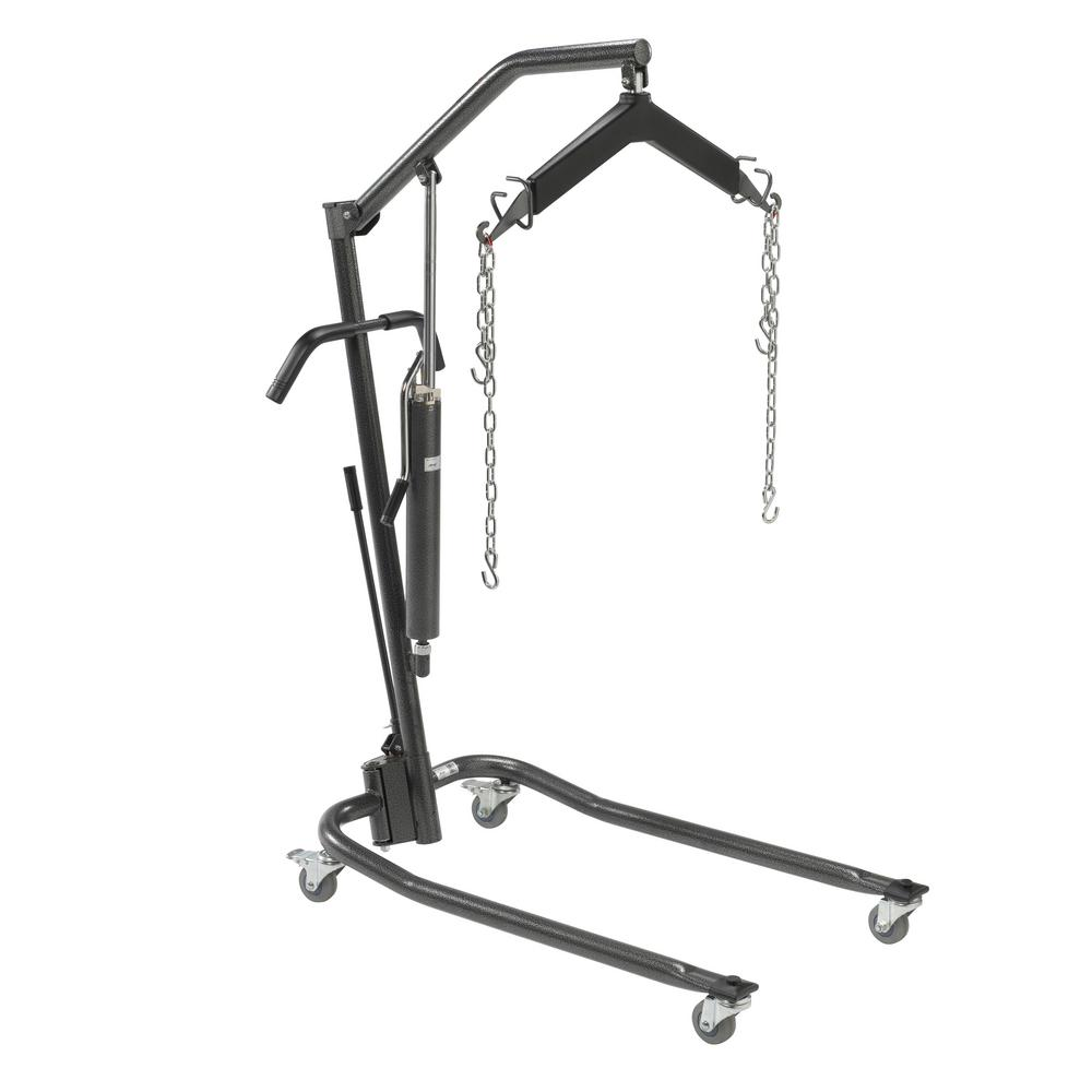Drive Hydraulic Patient Lift with 6-Point Cradle 3 in