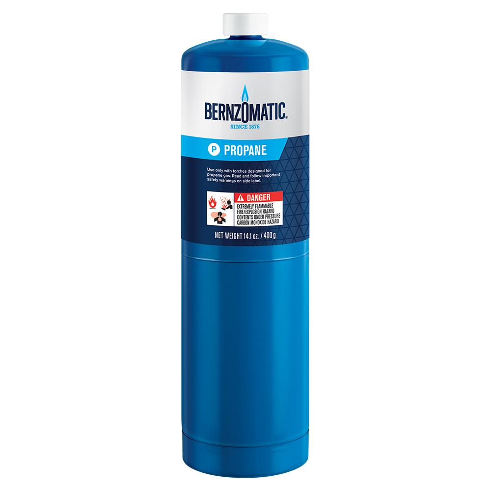 Bernzomatic 141 oz Propane Gas Cylinder304182  The Home Depot