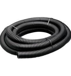 1 2 in flex tubing black [ 1000 x 1000 Pixel ]