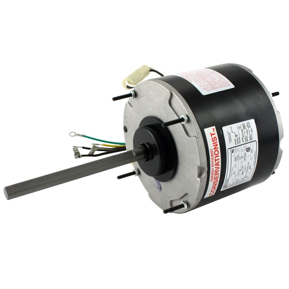 medium resolution of 1 3 hp condenser fan motor