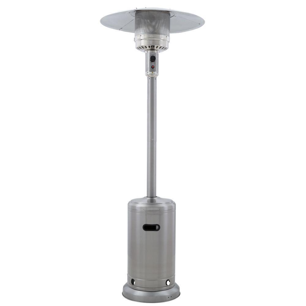Gardensun 41000 BTU Stainless Steel Propane Patio Heater