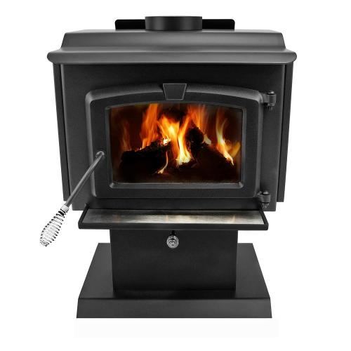 small resolution of epa certified wood burning stove with small blower