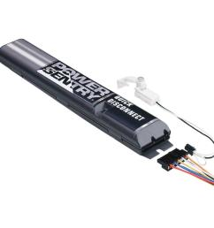 lithonia lighting power sentry quick disconnect emergency ballast for fluorescent fixtures [ 1000 x 1000 Pixel ]