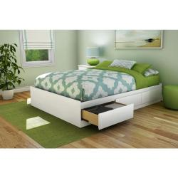 Lummy Queen Queen Size Bed Frame No Boxspring Needed Bed Without