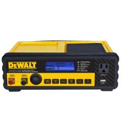 dewalt 30 amp multi bank battery charger with 80 amp engine start [ 1000 x 1000 Pixel ]