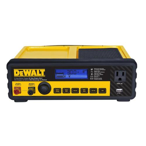 small resolution of dewalt 30 amp multi bank battery charger with 80 amp engine start