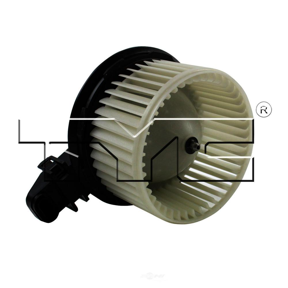 hight resolution of front hvac blower motor fits 2008 2009 mercury sable