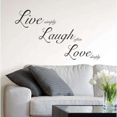 wall decals wall decor the home depot