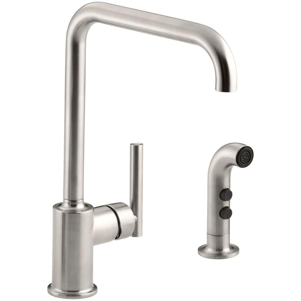 Kohler Purist Kitchen Faucet Review  Wow Blog