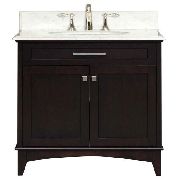 36 Inch Bathroom Vanity with Sink