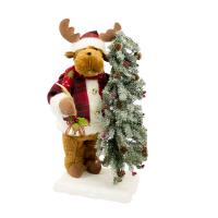 Christmas Moose Decorations Lighted | Billingsblessingbags.org