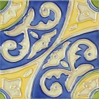 Hand Painted Ceramic Tiles | Tile Design Ideas