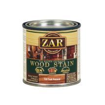 Zar 120 8 Oz. Teak Natural Wood Interior Stain 2-pack
